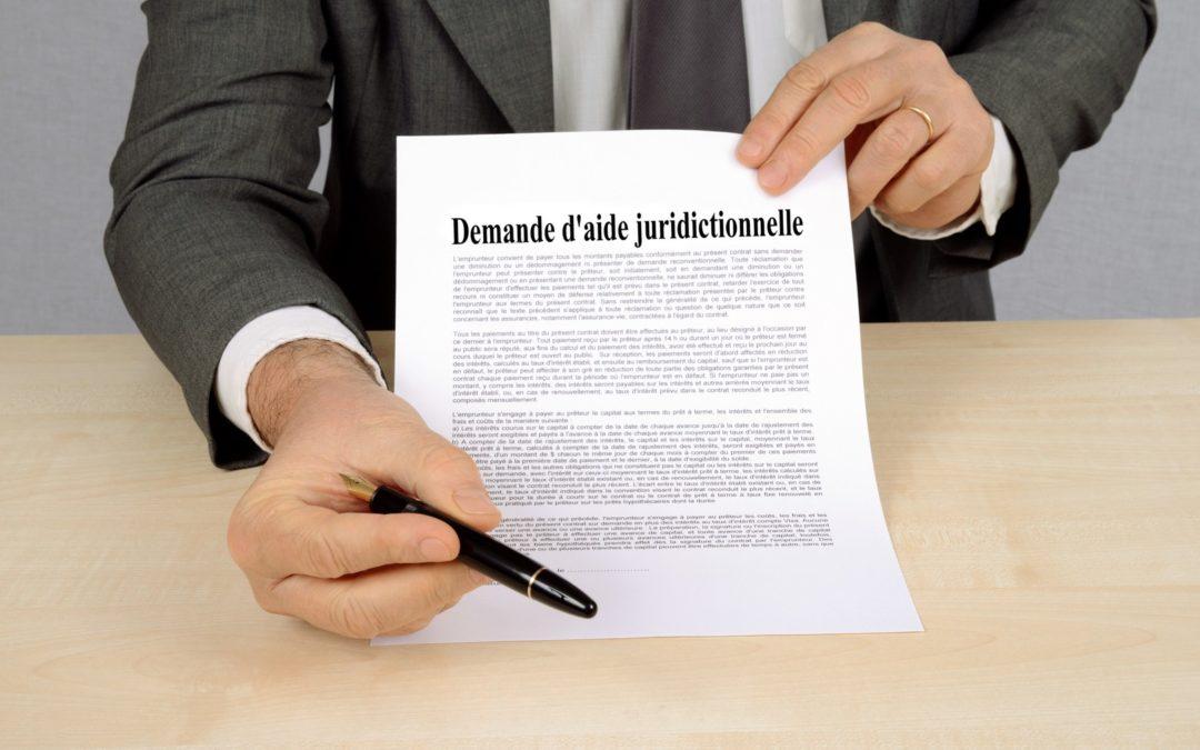 Réforme aide juridictionnelle